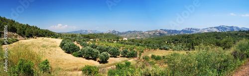 Fotografía  Paysage montagneux catalan espagnol