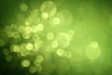 In einer grünen Abstraktion