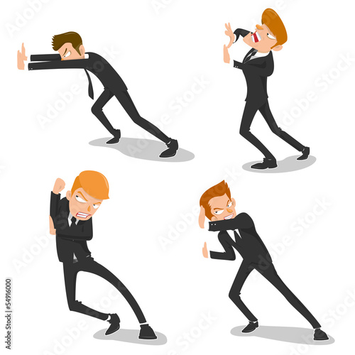 Photo  Man Defence