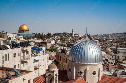 Fotobehang Midden Oosten Jerusalem Old City