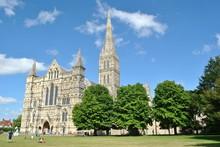 Salisbury Cathedrale 4