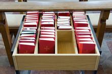 Bibles In Church
