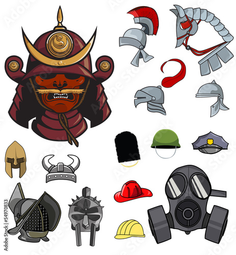 Photo  helmets