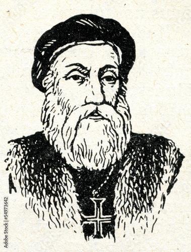 Photo  Vasco da Gama
