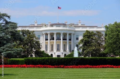 Fotografía  White House in Washington, DC