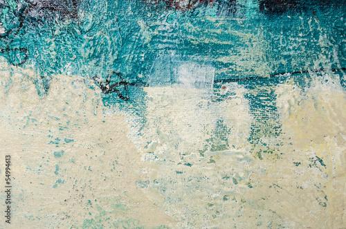 Obraz olejny abstrakcyjny