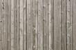 Grau verwitterte Bretter aus Holz