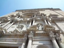Girona Cathedral, Detail
