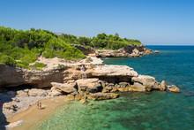 Alrededeores De La Playa Xelin. La Ametlla De Mar.