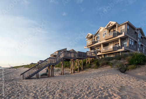 Fotografie, Obraz  Beach House