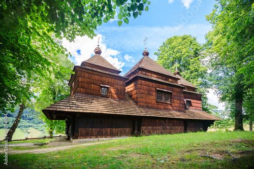 Kościół prawosławny, kościół łemkowski w Smolniku, Polska