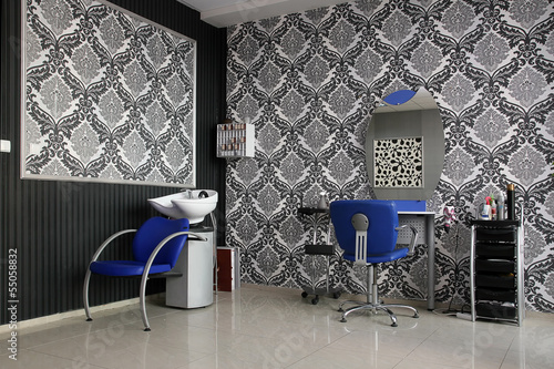Fotografie, Obraz  Interior of luxury beauty salon
