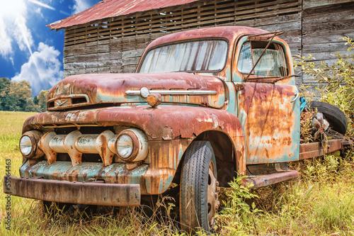 фотография  1950 Vintage Ford F5 Pickup Truck