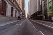 Montgomery street in San Francisco