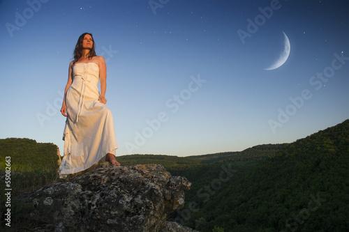 Fotografie, Obraz  The Goddess