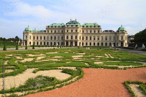 Fototapety, obrazy: The Belvedere