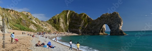 Photo  Durdle Door (panorama)