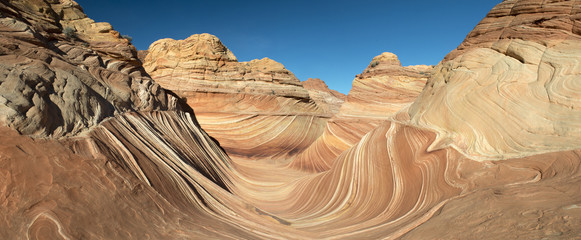 Obraz na Plexi Paria Canyon, Arizona
