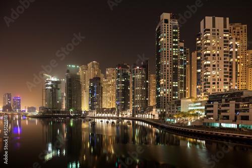 Photo  Dubai Marina