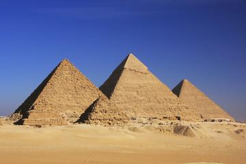 Piramidy w Gizie, Kair