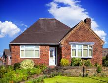 English Garden Home