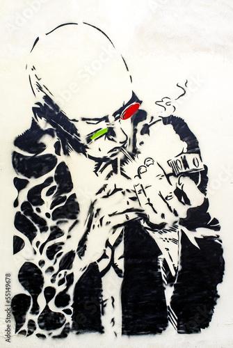 obraz-w-kolorze-graffiti