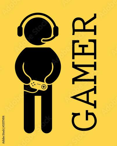 Photo  gamer