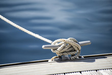 Detail Image Of Yacht Rope Cle...