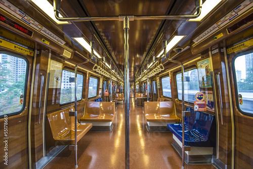 Fotografie, Obraz  Xinbeitou Branch Line in Taipei