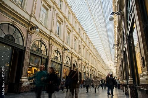 Foto op Canvas Brussel Brussels