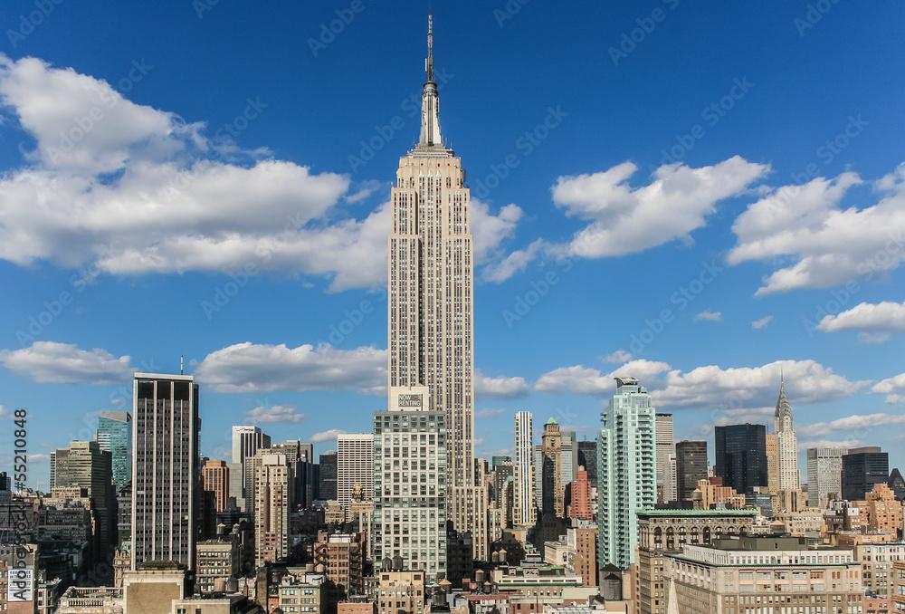 Fototapety, obrazy: Empire State Building