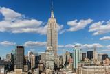Fototapeta Nowy York - Empire State Building