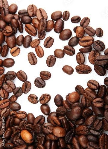 Naklejka na meble coffee beans