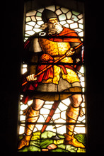 Scottish Stained Glass Window