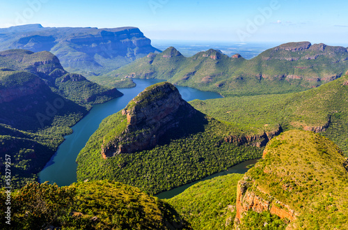 Deurstickers Afrika Blyde River Canyon