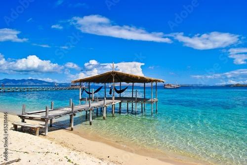 Foto op Plexiglas Indonesië Kanawa Island