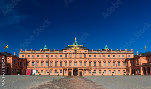 Schloss Rastatt in Baden-Wurttemberg - Germany