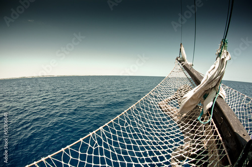 Canvas Prints Ship pirate ship