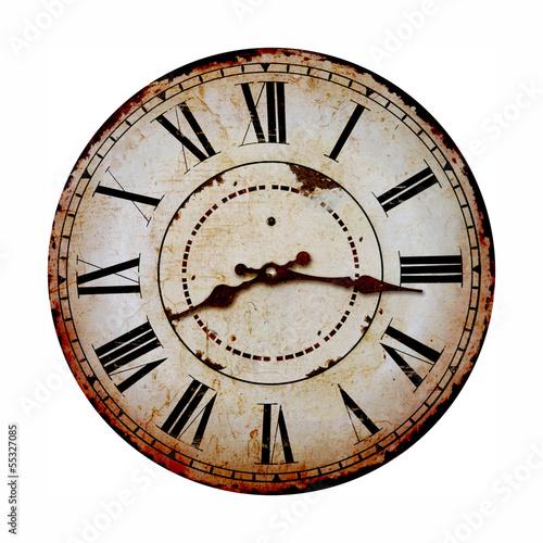 Fotografía  old clock