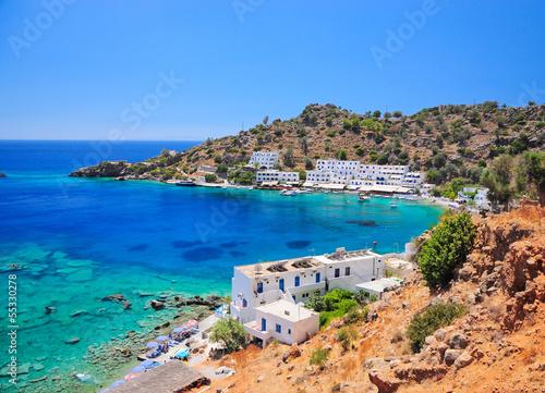 Fényképezés Crete Loutro village