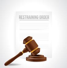 Restraining Order Documents. I...