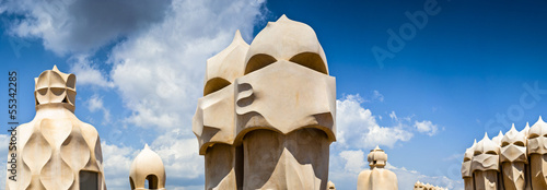 Foto op Canvas Barcelona Barcelona, Spain