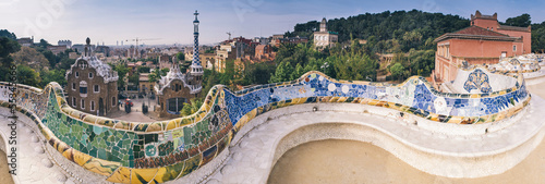 Photo Parc Guell, Barcelona