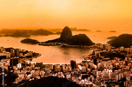 Deurstickers Brazilië Rio de Janeiro, Brazil
