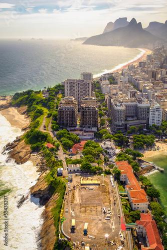 Cuadros en Lienzo  Ipanema Beach