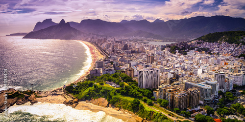Photo  Ipanema Beach