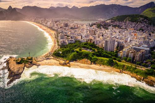 Zdjęcie XXL Plaża Ipanema