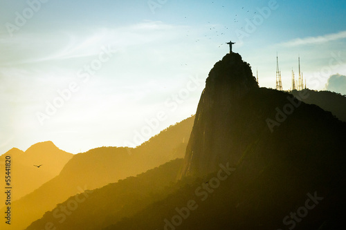 Fotomural  Christ The Redeemer
