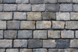 Spotted cobblestone background