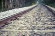 parallel tracks meeting at horizon